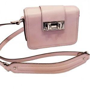 REBECCA MINKOFF Shoulder Evening Bag Blush Pink